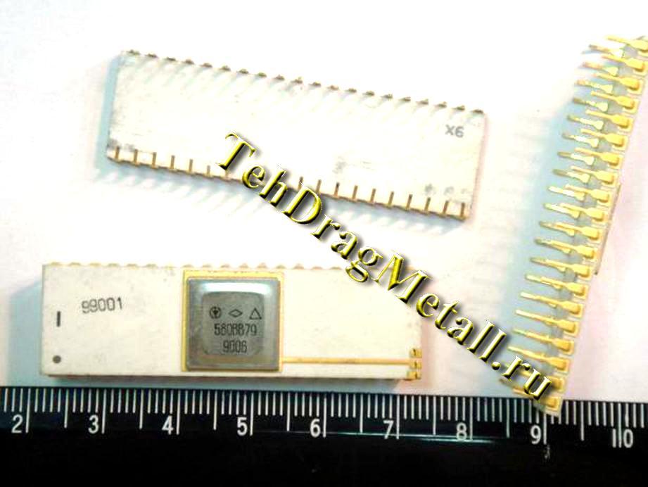 Микросхема 580 и подоб. 40 ног