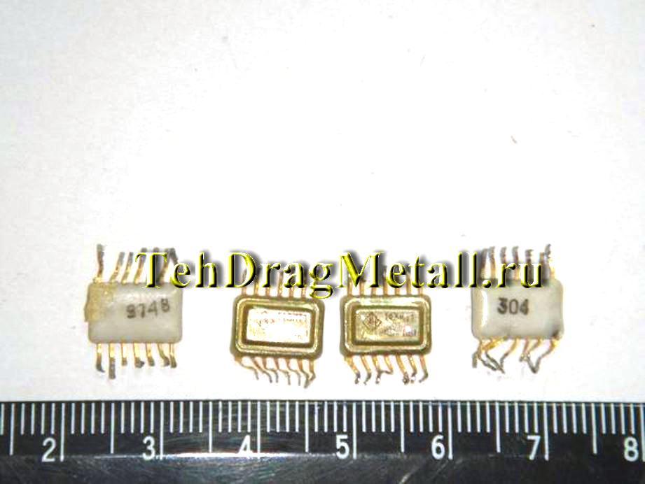 Микросхема 134 серия и подоб.